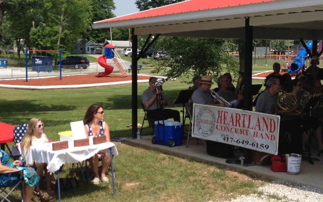 Heartland Band Flag Day Celebration